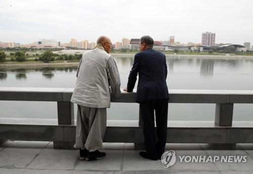 [평양정상회담] 대동강 대화