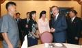 Avec des Pyongyangais
