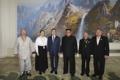 Avec des chefs religieux