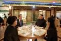 Restaurante de mariscos Taedonggang en Pyongyang