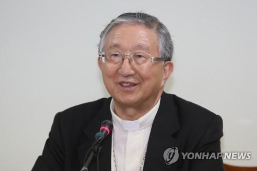 김희중 대주교, 아시아주교회의연합회 동아시아 대표