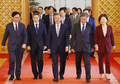 Moon appoints new ministers