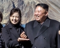 Couple du dirigeant nord-coréen