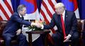 Cumbre Moon-Trump en Nueva York