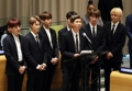 S. Korean boy band BTS addresses U.N. session