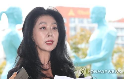 김부선, 이재명 상대 손배 소송