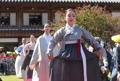 Desfile de hanbok