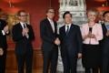 Accord d'amitié Séoul-Zurich