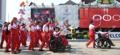 El equipo norcoreano para los JJ. AA. en Yakarta