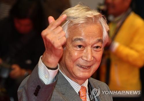 L'acteur Shin Sung-il