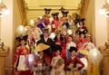 Défilé de hanbok en République tchèque