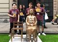 Statue des femmes de réconfort à New York