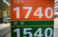 ガソリン価格が高止まり
