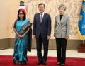 Nueva embajadora de la India
