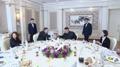 Déjeuner Kim Jong-un-Pompeo