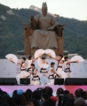 Spectacle de taekwondo