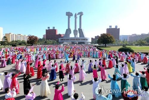 """北, 조용한 노동당 창건일…노동신문 """"경제건설에 일심단결"""""""
