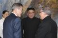 Kim Jong-un invita al papa Francisco a Pyongyang
