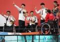 Bronce en los JJ. AA. para Discapacitados