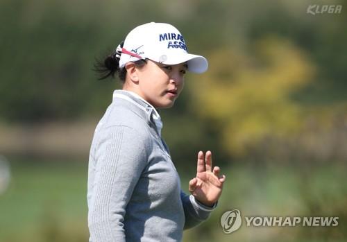 김세영, 뷰익 LPGA 상하이 2라운드 1타 차 단독 선두