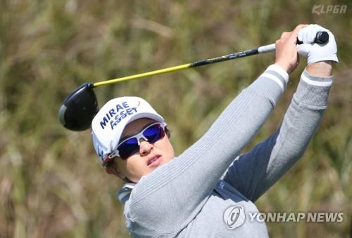 'LPGA 시즌 2승 보인다' 김세영, 3라운드 선두 유지
