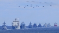 国際観艦式  艦艇ずらり