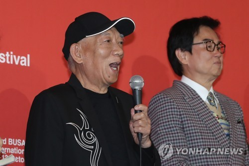 원화평 감독 액션도 예술의 하나…홍콩영화 점점 좋아질 것