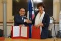 韩法签署科技合作协定
