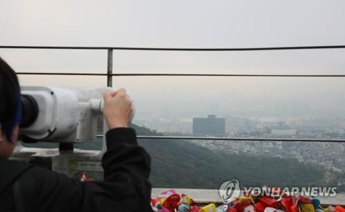 수도권 초미세먼지·오존 원인물질 VOCs 감축 달성률 10% 수준