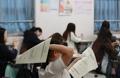 韩国高考倒计时一个月
