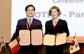 Acuerdo sobre empresas emergentes Corea del Sur-Francia
