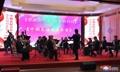 中国驻朝大使馆办联谊活动迎朝建党节