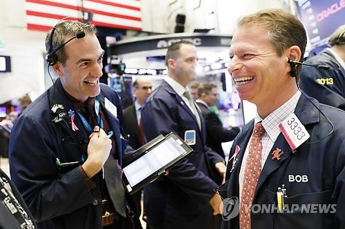 """JP모건 """"올해 미국 S&P500 지수 3,000선 돌파 전망"""""""
