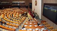국회, 본회의 불발…한국·바른미래 불참에 정족수 부족