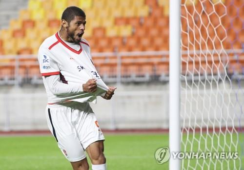 Jeju United secure final spot in upper group in K League 1 split