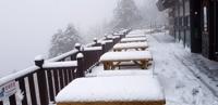 설악산 첫눈…작년보다 16일 빨랐지만 매년 10월이면 눈 ′펑펑′