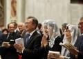 「朝鮮半島の平和ミサ」に参加