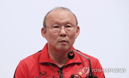 베트남서 완성된 '박항서 마법'…스즈키컵 우승으로 '화룡점정'