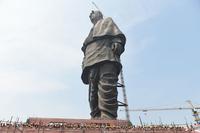 자유의 여신상 2배…세계에서 가장 큰 인도 '통일의 동상'
