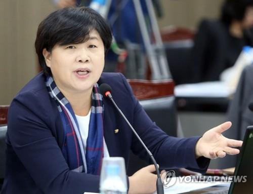 더불어민주당 서영교 원내수석부대표  [연합뉴스 자료사진]