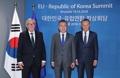 Sommet Corée du Sud-UE
