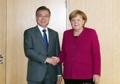 Cumbre Corea del Sur-Alemania