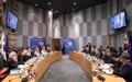Reunión expandida Corea del Sur-UE