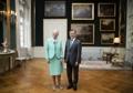 Moon y la reina danesa
