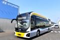 Hyundai's hydrogen-electric bus