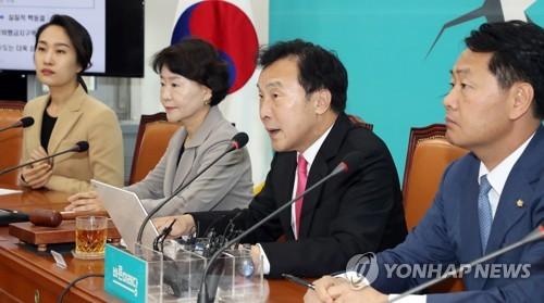"""손학규 """"대통령 할일은 경제살리기…시장주의자에 부총리맡겨야"""""""