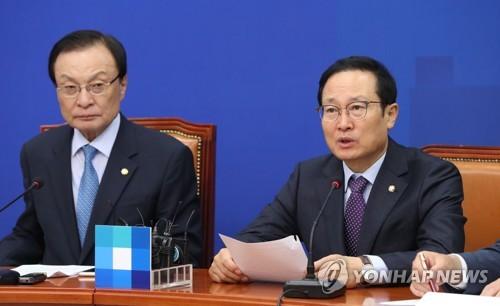"""민주 """"침소봉대 안 된다""""…채용비리 논란 확산 차단"""