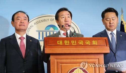 '서울교통공사 고용세습 의혹 국정조사' 야3당 한 목소리