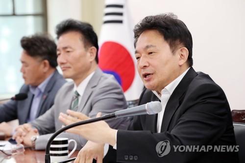 """원희룡 제주지사 """"특별회계 마련 하수처리장 용량 초과 해결"""""""