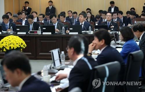 """[국감현장] 여야 """"동남권 경기악화 심각…지원책 마련해야"""" 한목소리"""